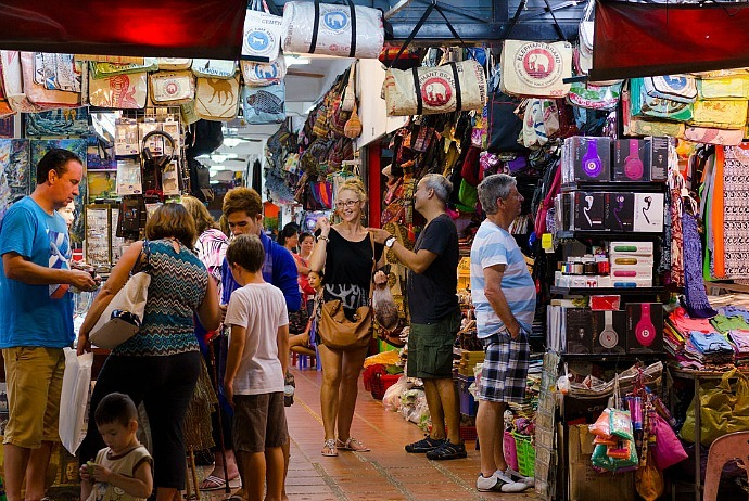 shopping in Phan Thiet – Mui Ne