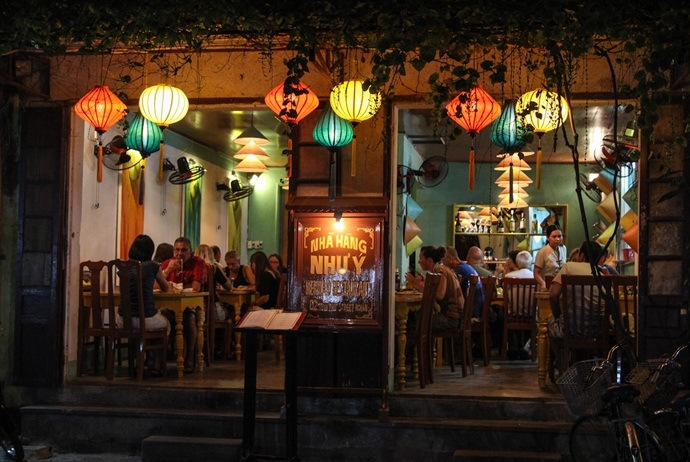 Hoi An restaurants