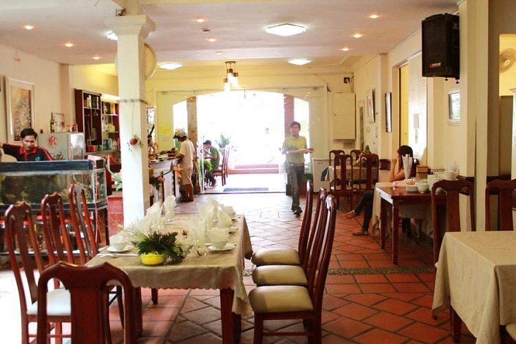 da lat restaurants - trong dong restaurant