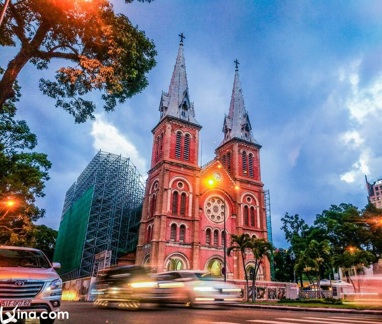 vietnam photos - ho chi minh attractions