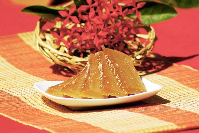 banh cau – hai phong sweet pancake