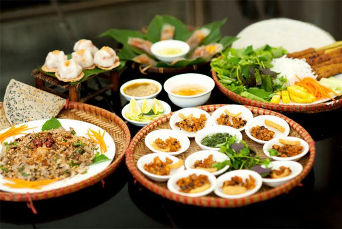 hue food and cuisine vn