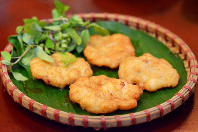 cha muc – cuttlefish pie