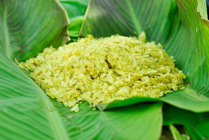 com vong – vong green rice