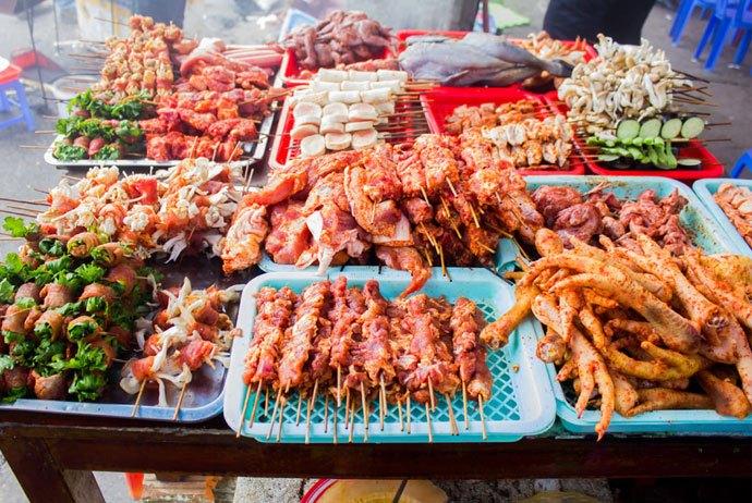 hanoi food and cuisine