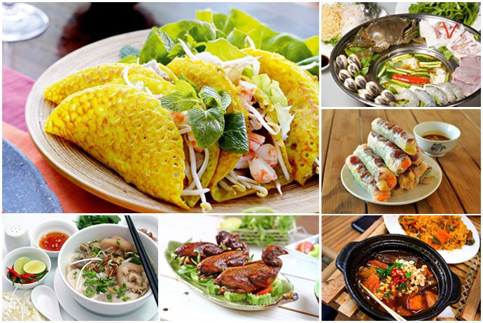 Ho Chi Minh City Food And Cuisine