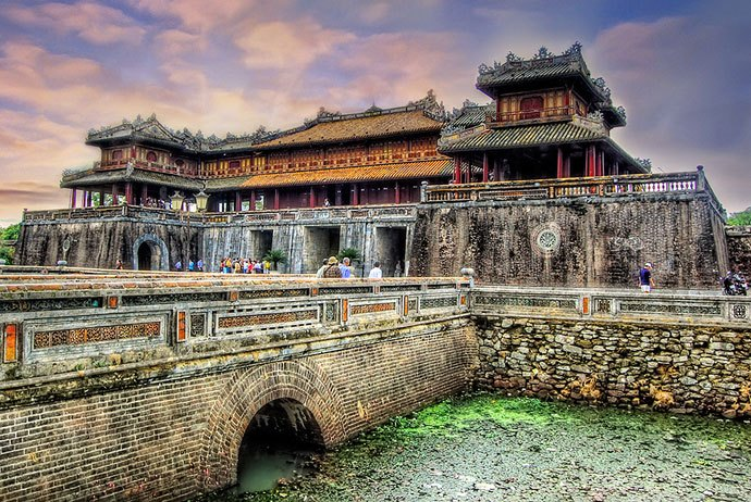 general information about hue vn