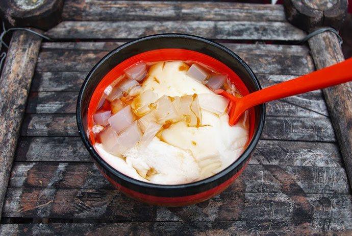 tao pho an phu – an phu soybean curd (douhua)