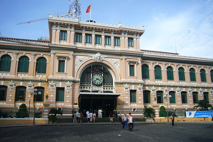 Ho Chi Minh attractions