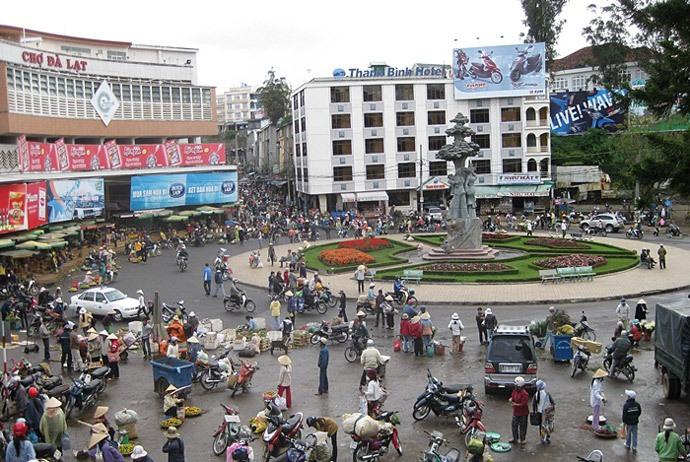shopping in Da Lat
