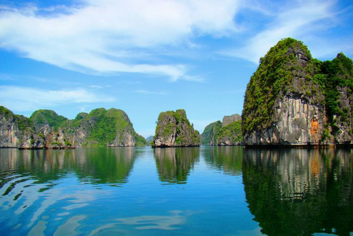 Halong Bay attractions