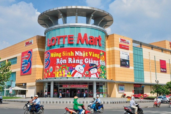 where to shop in da nang