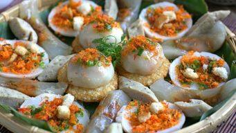 Banh Beo – Bloating Duckweed -Shaped Cake