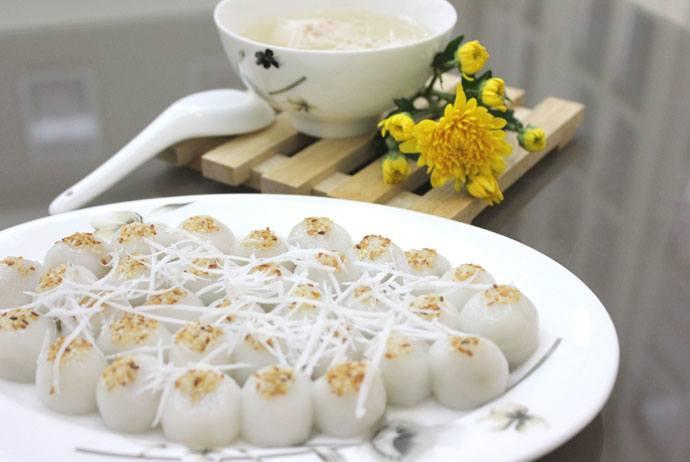 Vietnamese summer dishes