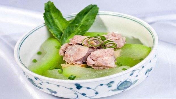 cartilage squash soup