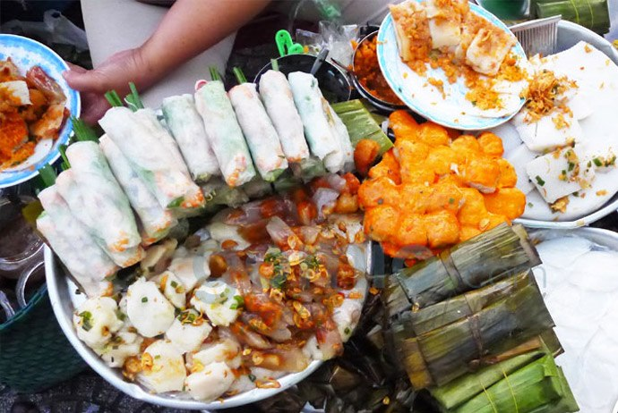 Popular delicious traditional vietnamese food the entire overview - Authentic vietnamese cuisine ...
