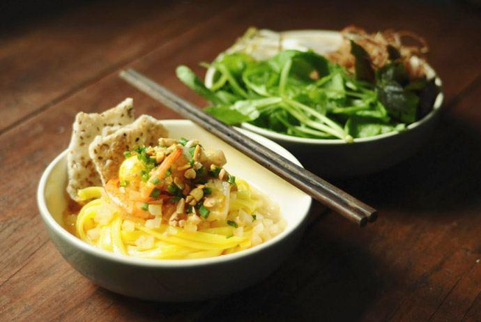 traditional Vietnamese food