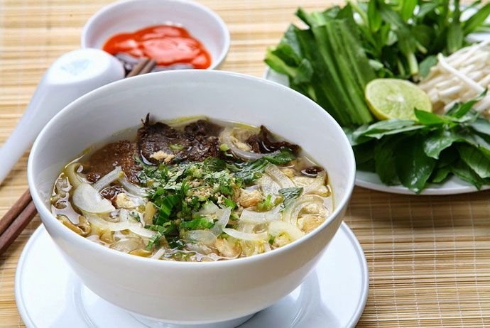 Is Vietnamese Food Healthy