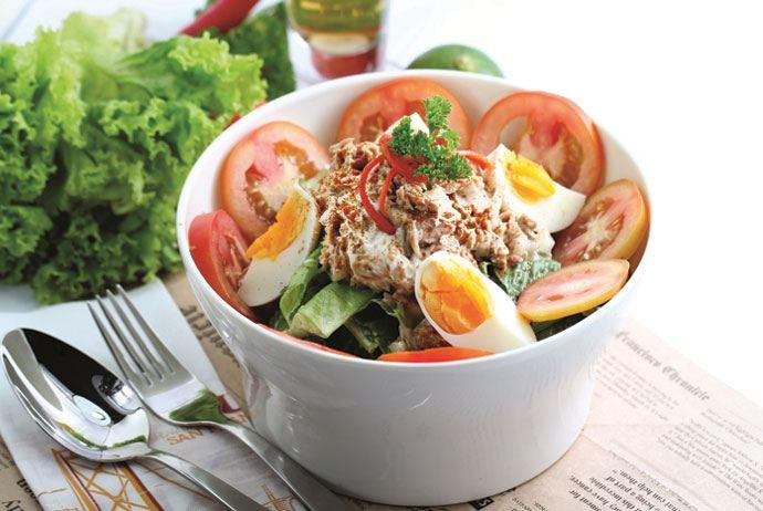is vietnamese food healthy