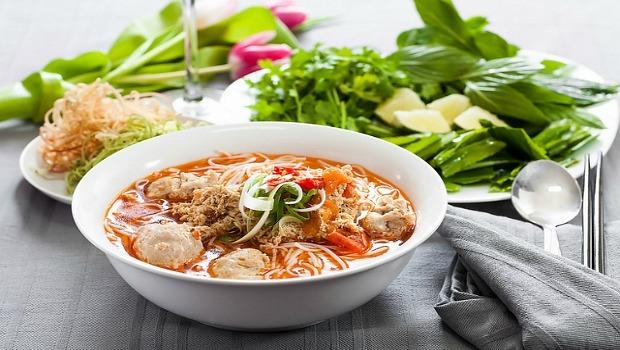 sour fresh-water crab soup