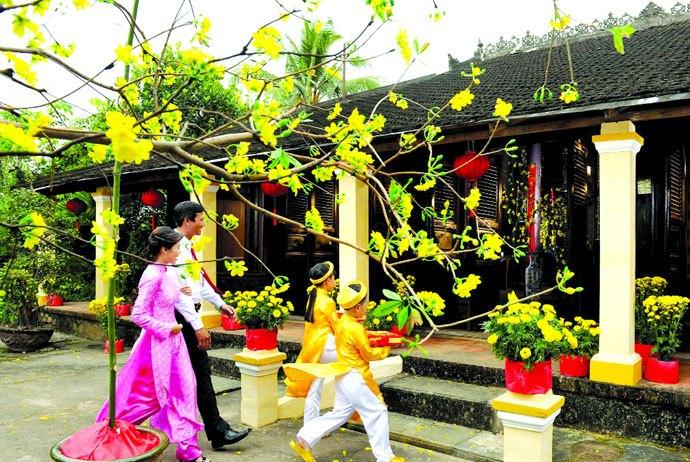 Vietnamese New Year Food