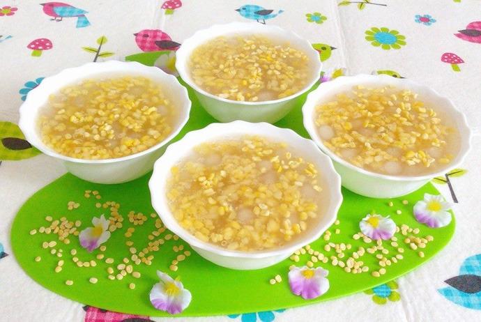 Vietnamese desserts