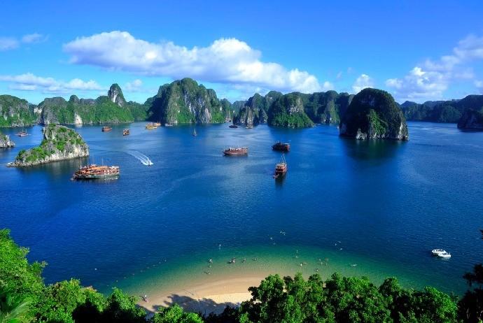 Vietnam top attractions