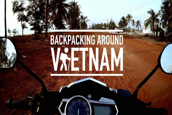 Vietnam backpacking