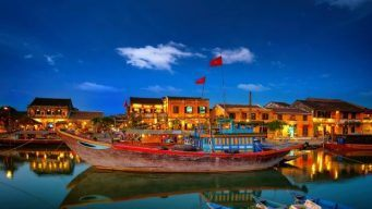 Learn to be a fisherman and a farmer in Hoi An