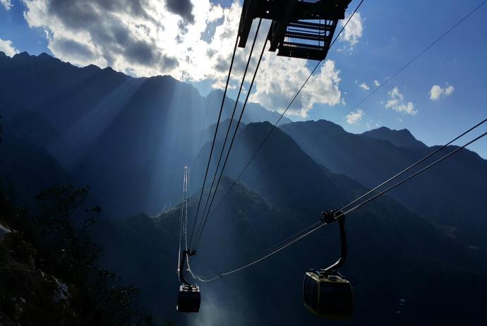 Sapa, a gateway to tribe people with new longest cable car to Fansipan