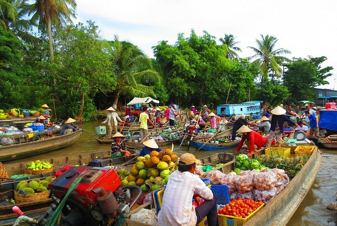 Vietnam's best markets