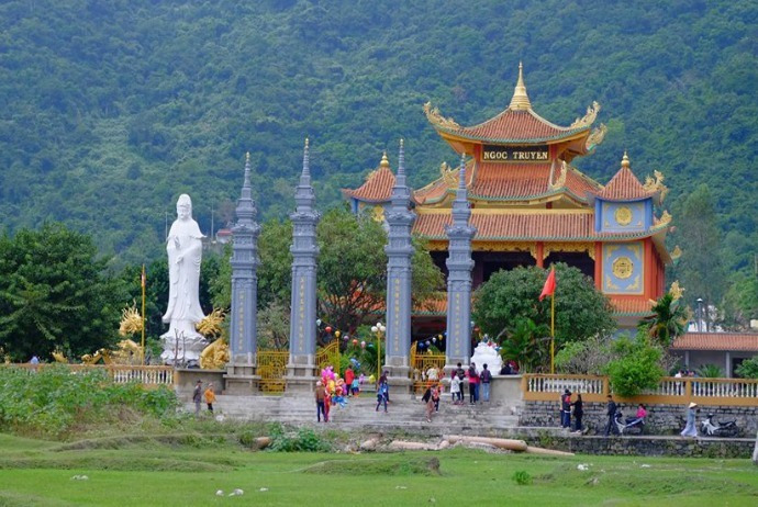 Cu Lao Cham Island