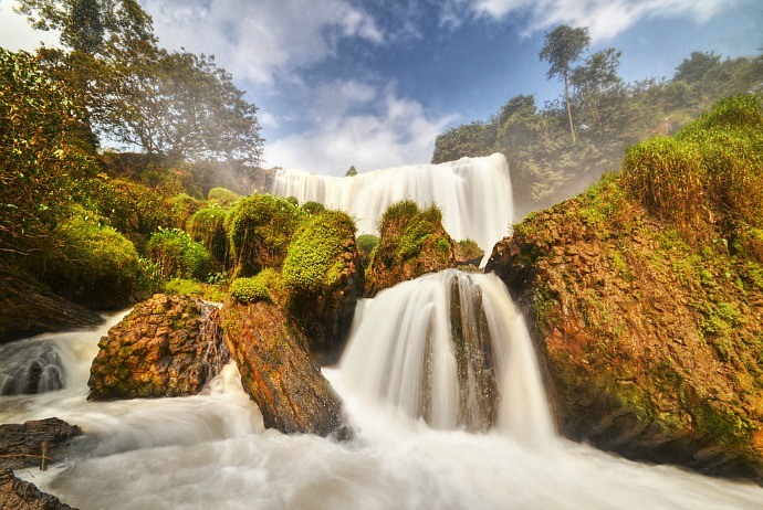 most beautiful waterfalls in Vietnam
