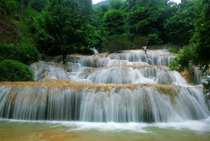 most beautiful waterfalls in Vietnam