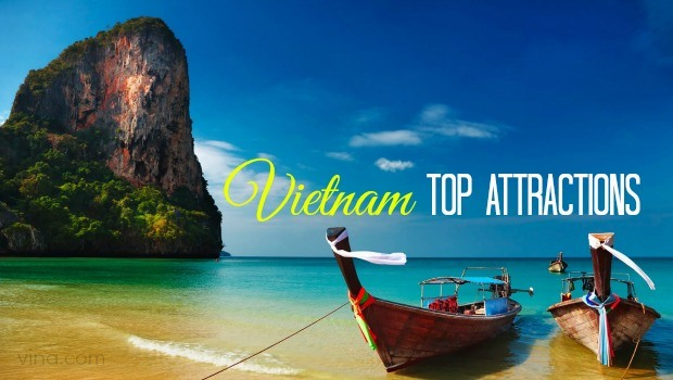 11 Vietnam Top Attractions For Tourists To Visit