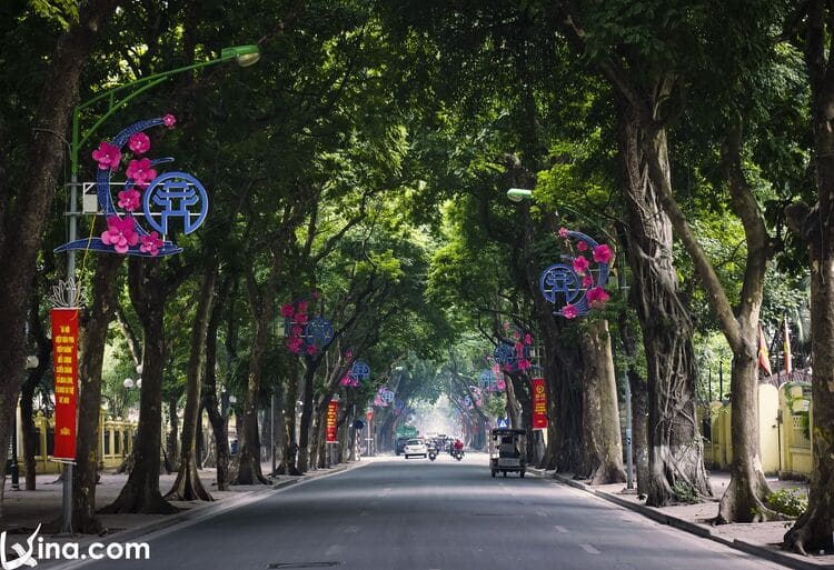 vietnam photos - street vendors