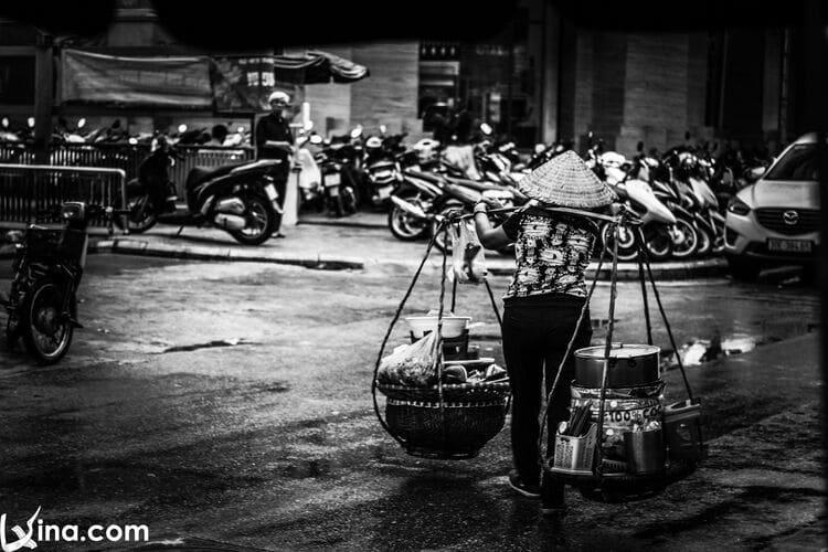 vietnam photos - street vendors photos