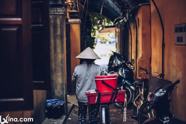 vietnam photos - the old town