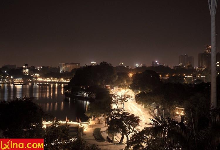 vietnam photos - west lake