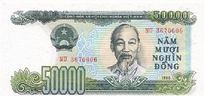 20th-century paper money - tiengiayvietnam