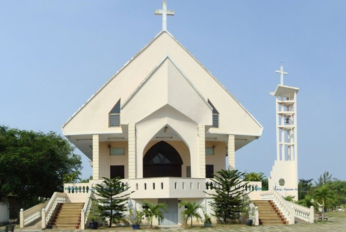 an thoi church - mapio