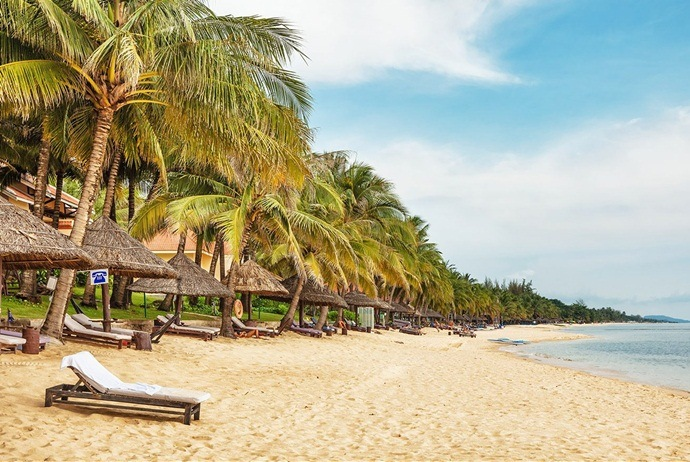 bai sao beach - trungdan
