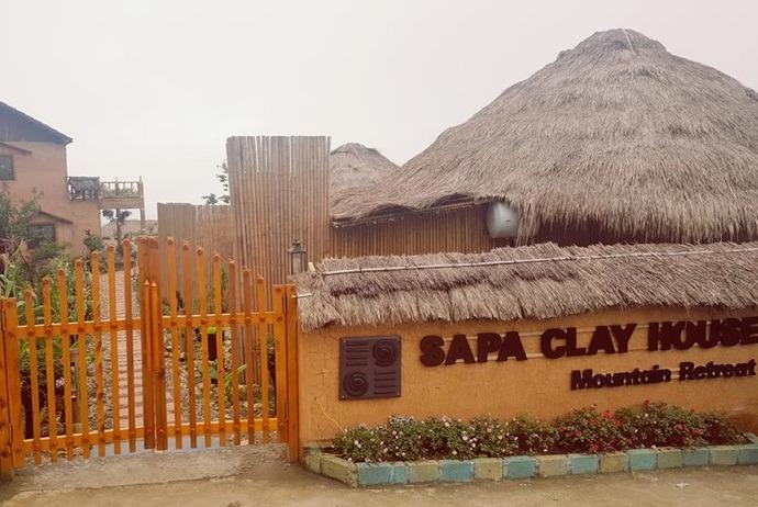 beautiful homestays in sapa - sapa clay house