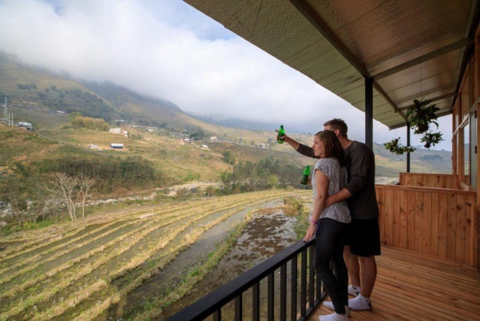 beautiful homestays in sapa that you do not want to leave - booking