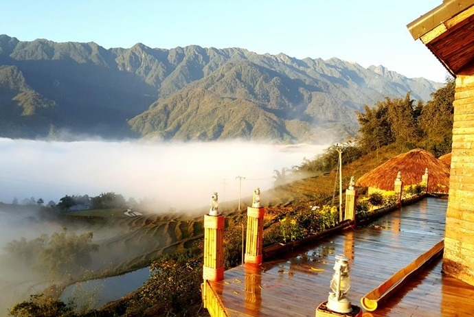 beautiful homestays in sapa that you do not want to leave - sapa clay house