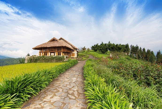 beautiful homestays in sapa that you do not want to leave - topas ecolodge homestay