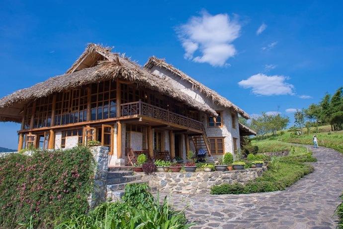 beautiful homestays in sapa - topas ecolodge homestay