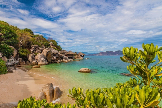 Ninh Van Bay – The Pristine Romantic Beauty In Nha Trang, Vietnam