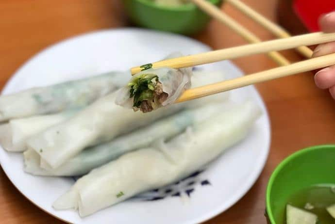 standards of vietnamese fresh rice noodle rolls - kenh14
