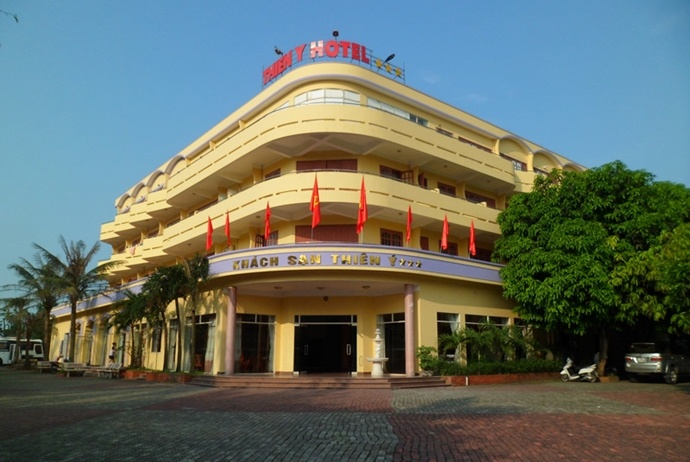 thien cam beach - thien y hotel